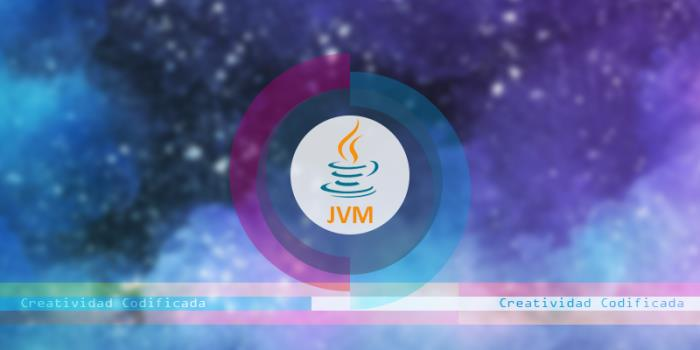 JVM maquina virtual de java de creatividad codificada